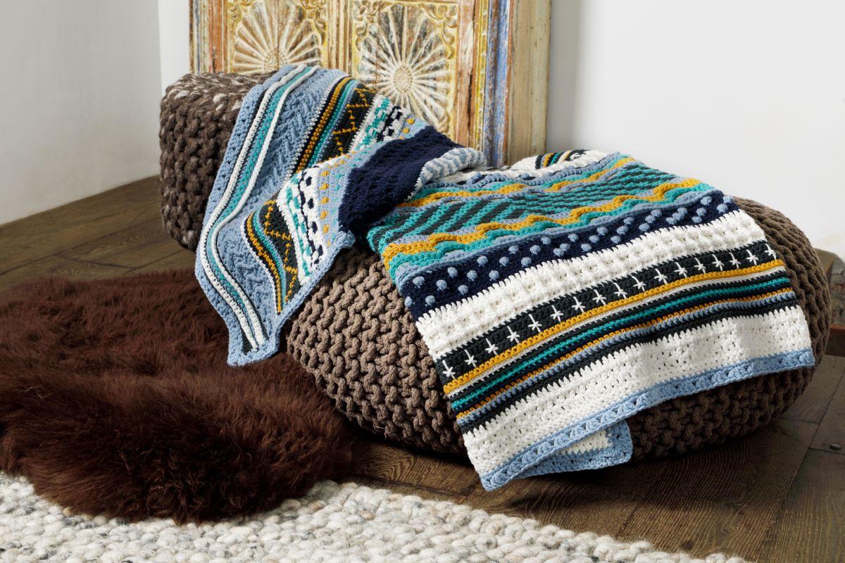 Aan de Haak Homey Comfort deken