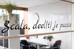 Scala deel(t) je passie
