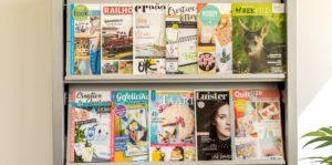 Tijdschriften, media advies,